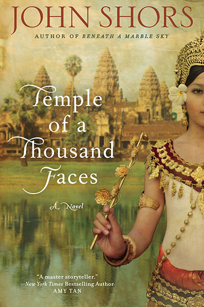 Temple of a Thousand Faces - A Novel by John Shors