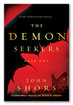 The Demon Seekers Series™ Book Two